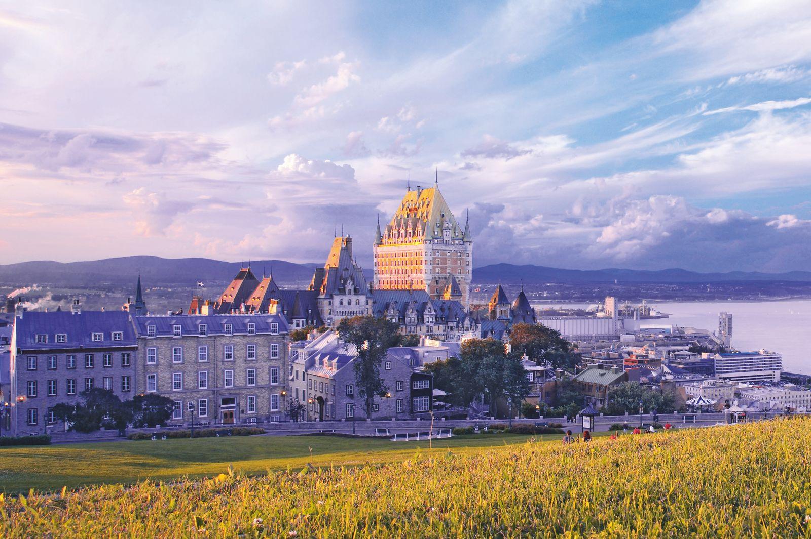 Impressionen Chateau Frontenac