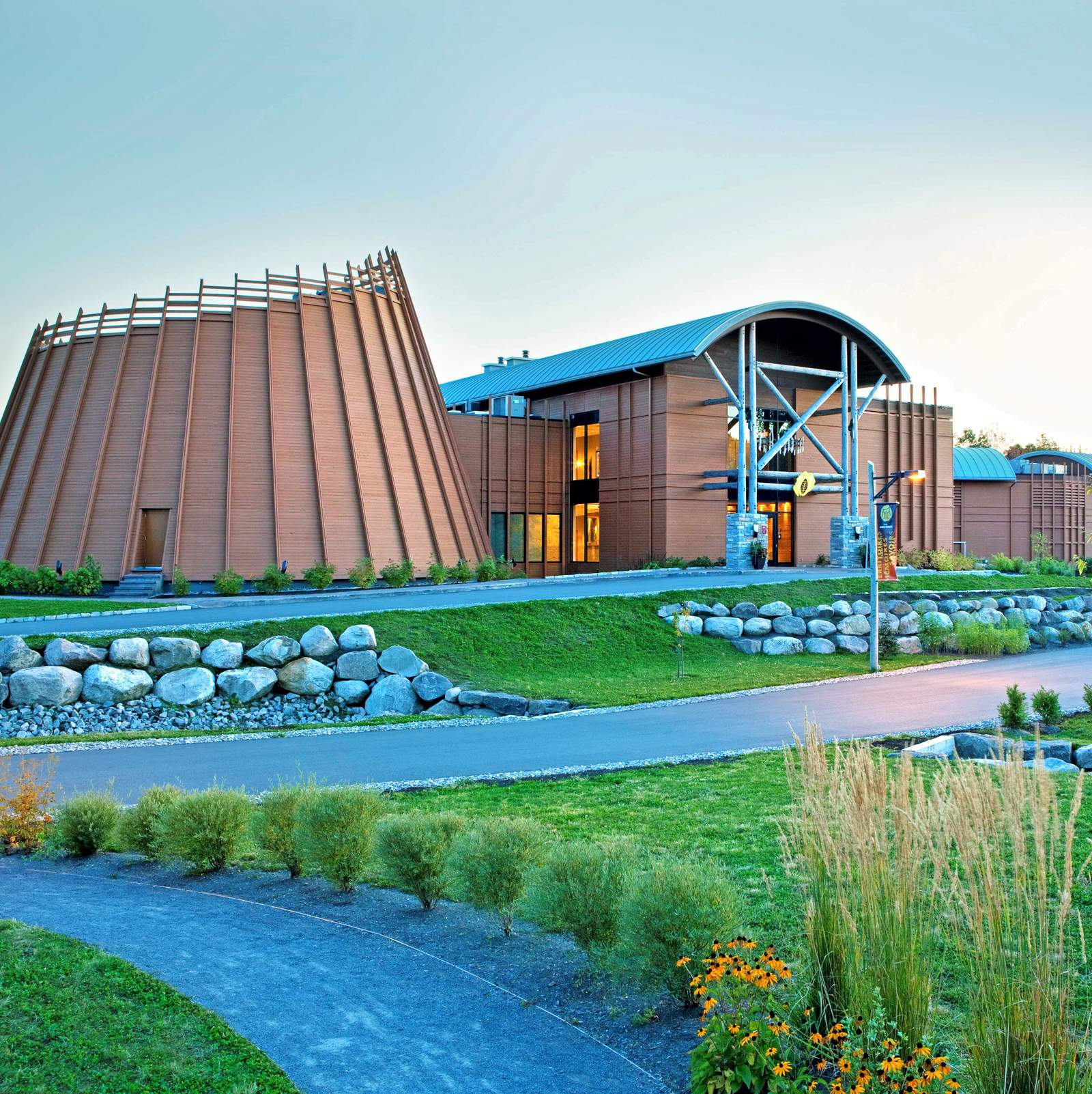 Impression Hotel Musee Premieres Nations Wendake