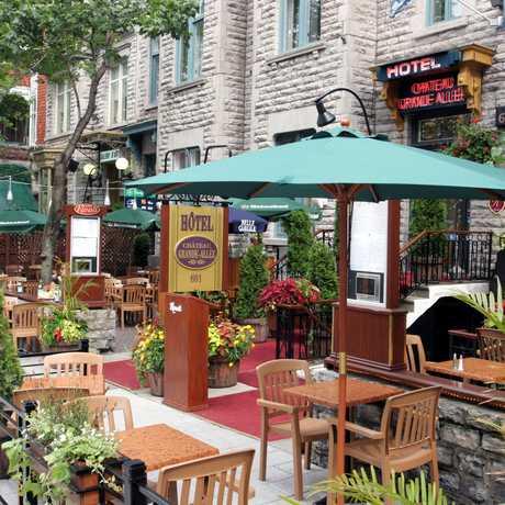 Die passende Unterkunft für Ihre Québec-Reise | CANUSA