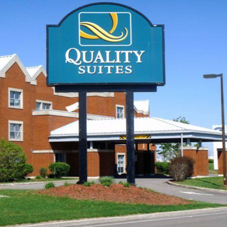 Quality Suites - Quebec City