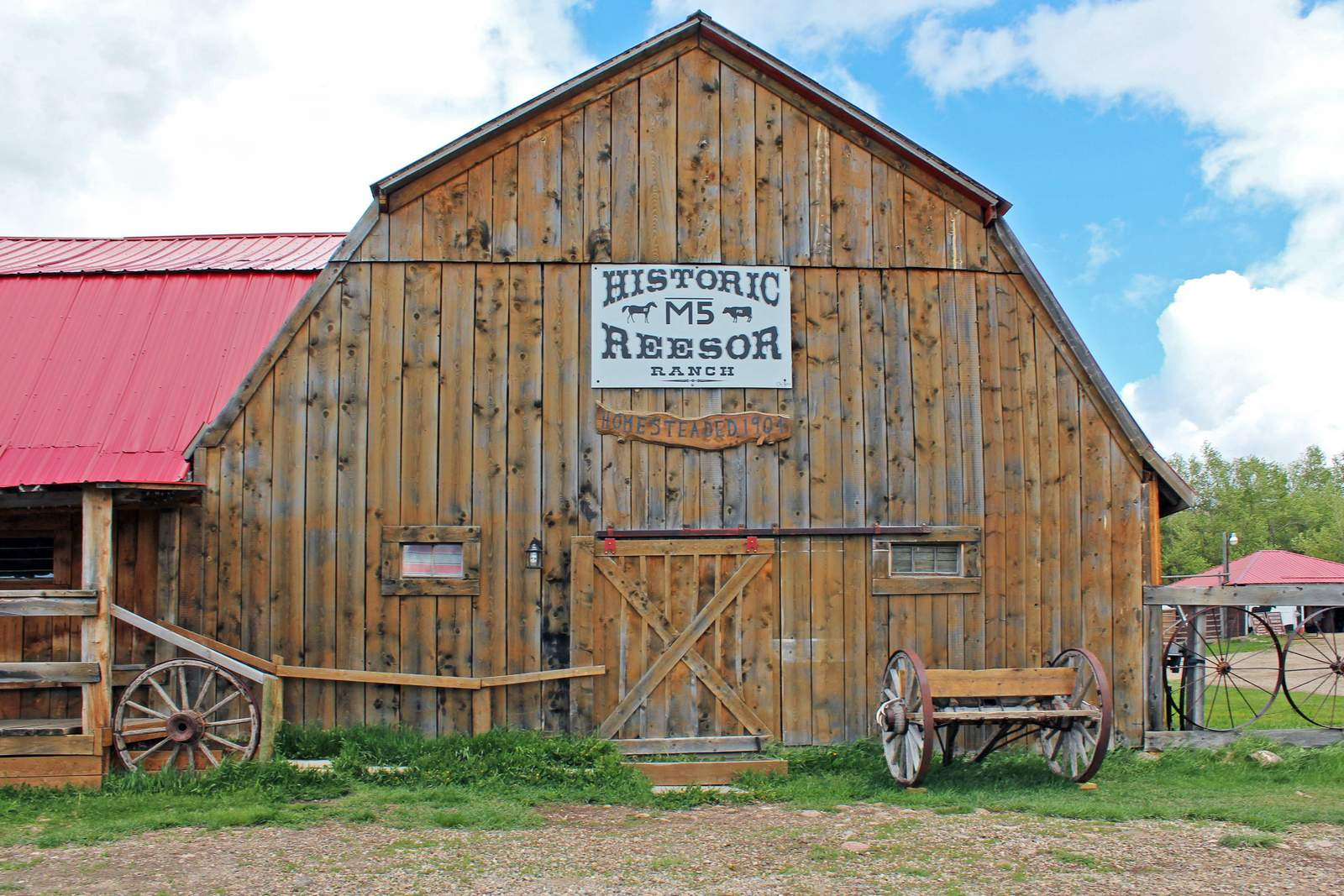 Historic Reesor Ranch