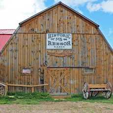 Impression Historic Reesor Ranch