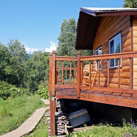 Impression Redoubt Bay Lodge