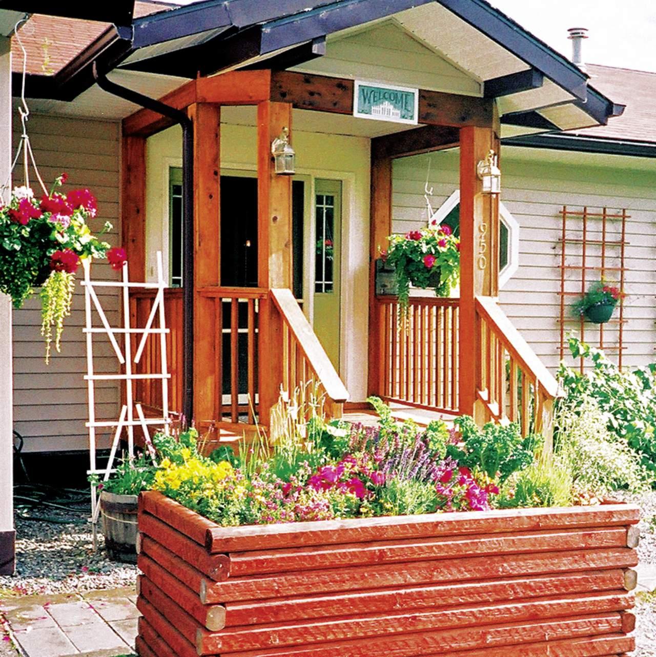 Hotel Alaska B Amp B Alaska Garden Gate Canusa