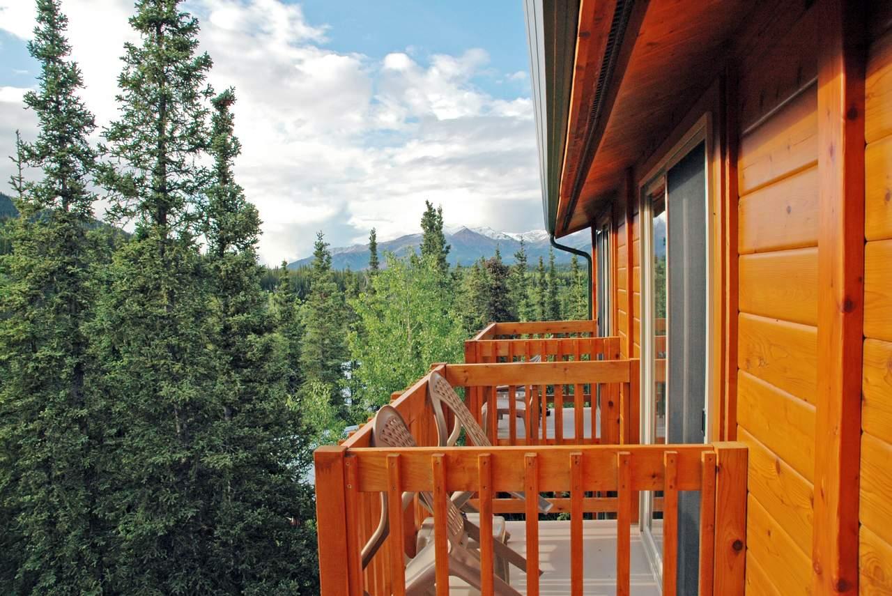 Hotel Alaska Denali Grizzly Bear Resort Canusa