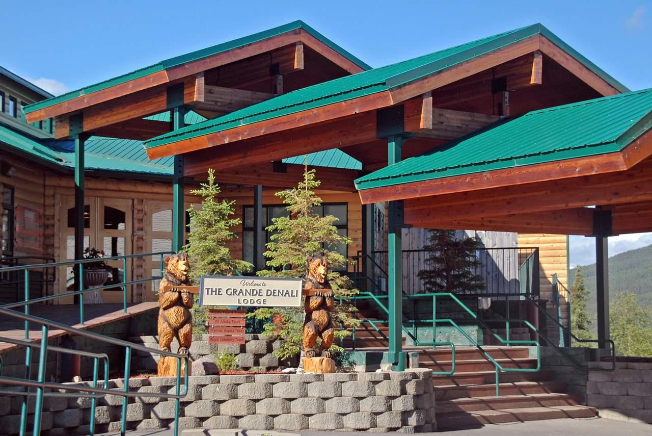 Image Result For Grande Hotel Denali National Park