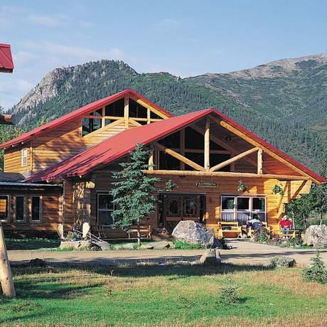 Kantishna Roadhouse Lodge