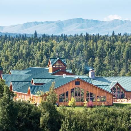 McKinley Princess Lodge