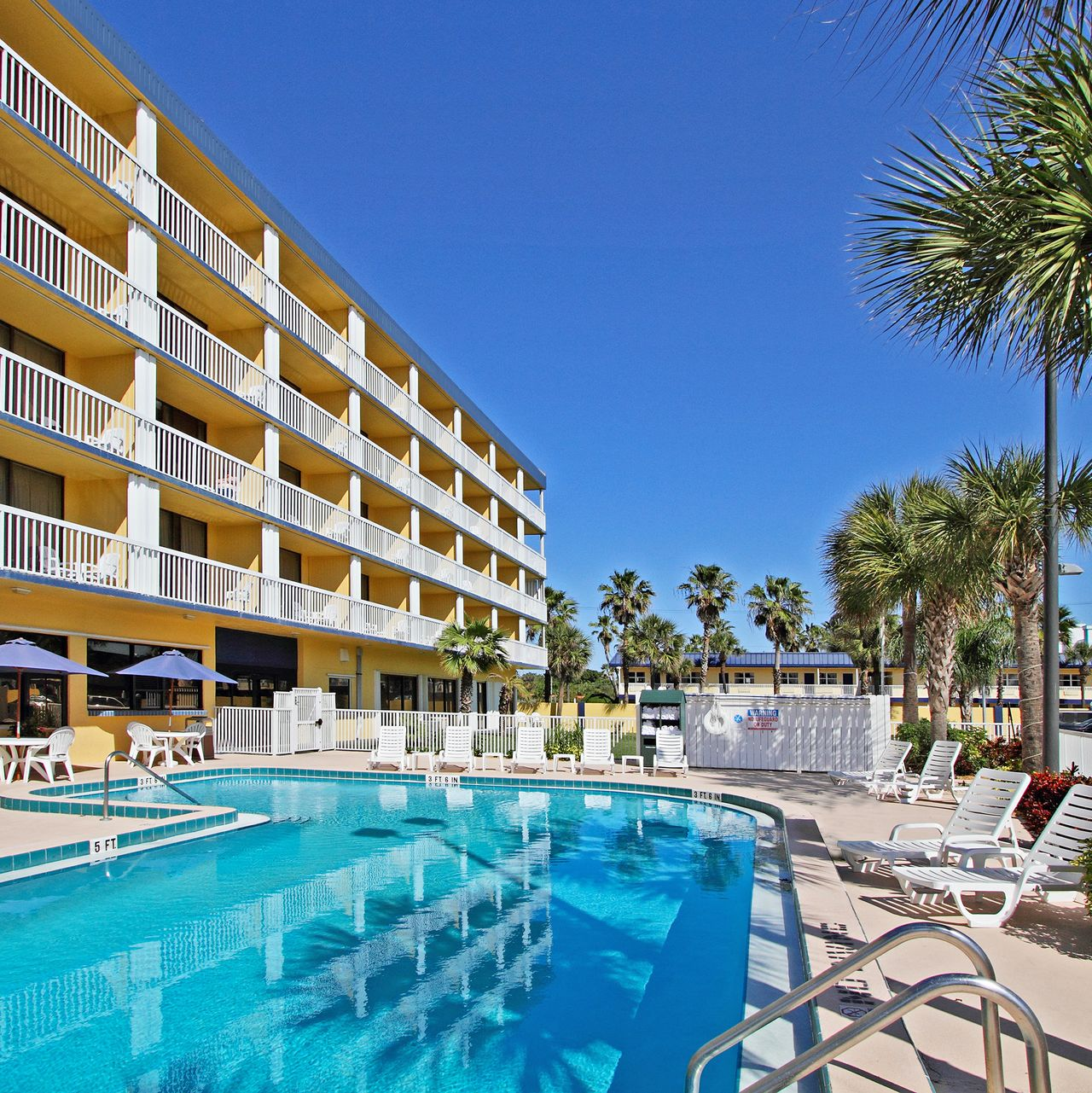 Best Western Suites Cocoa Beach Florida