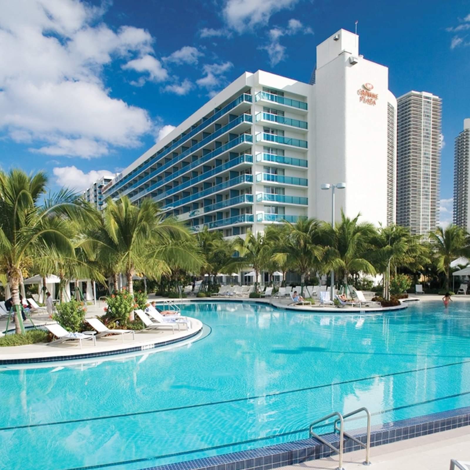 Crowne Plaza Hotel Hollywood Beach Resort