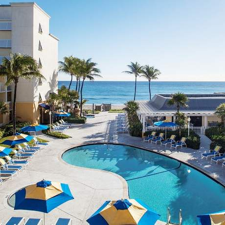 Oceanfront Hotels In Delray Beach Florida On The Beach