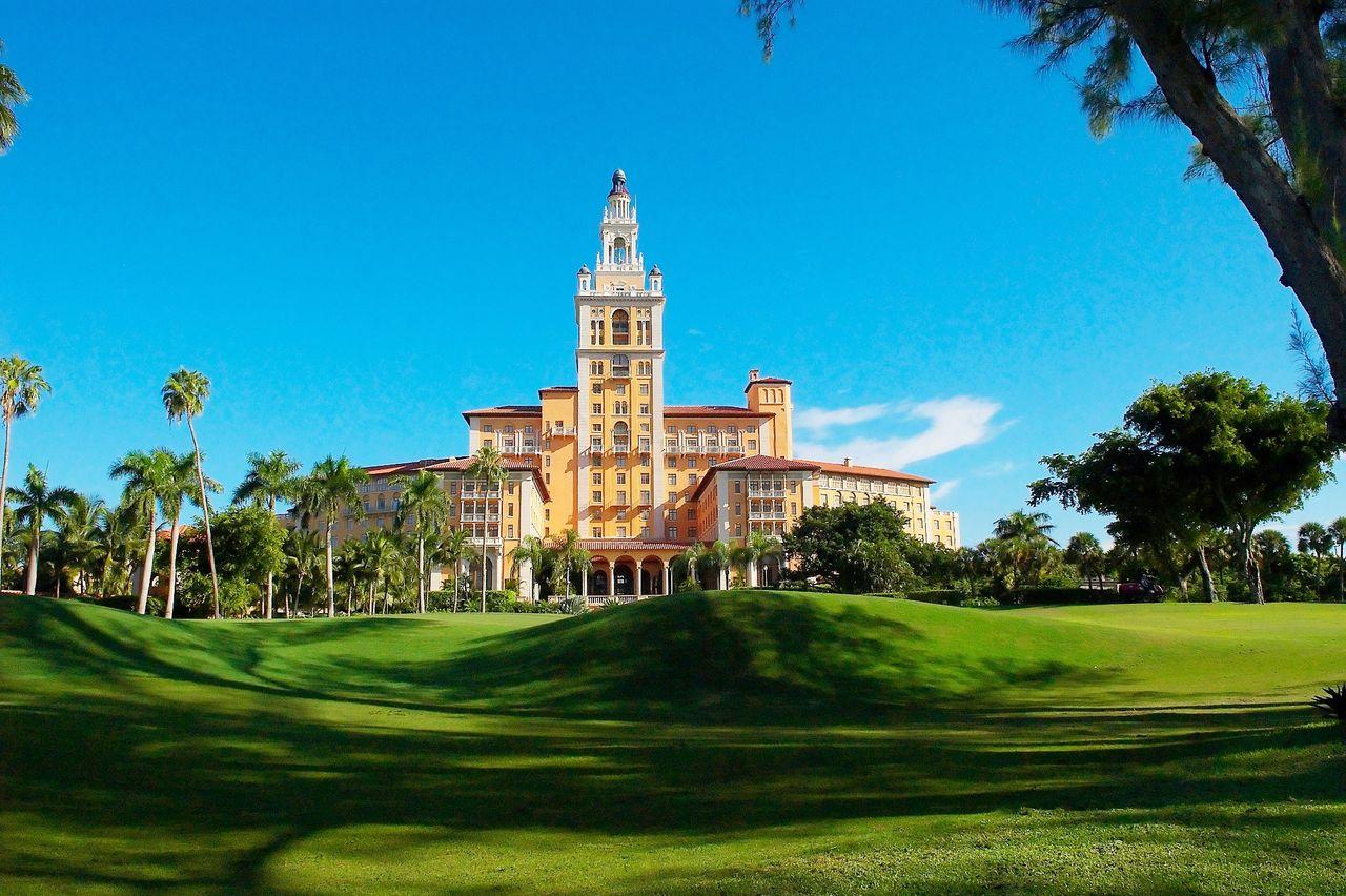 Impressionen Biltmore Hotel Miami