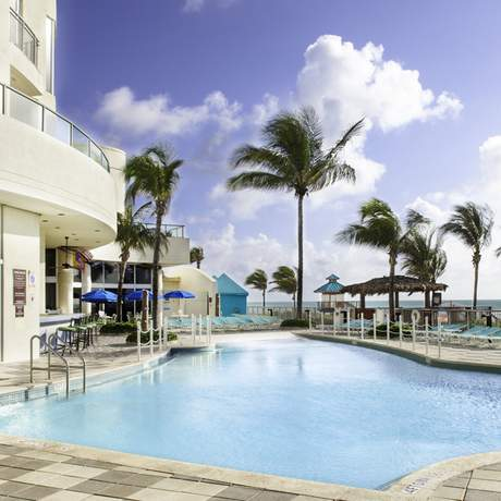 Doubletree Ocean Point Beach Resort & Spa
