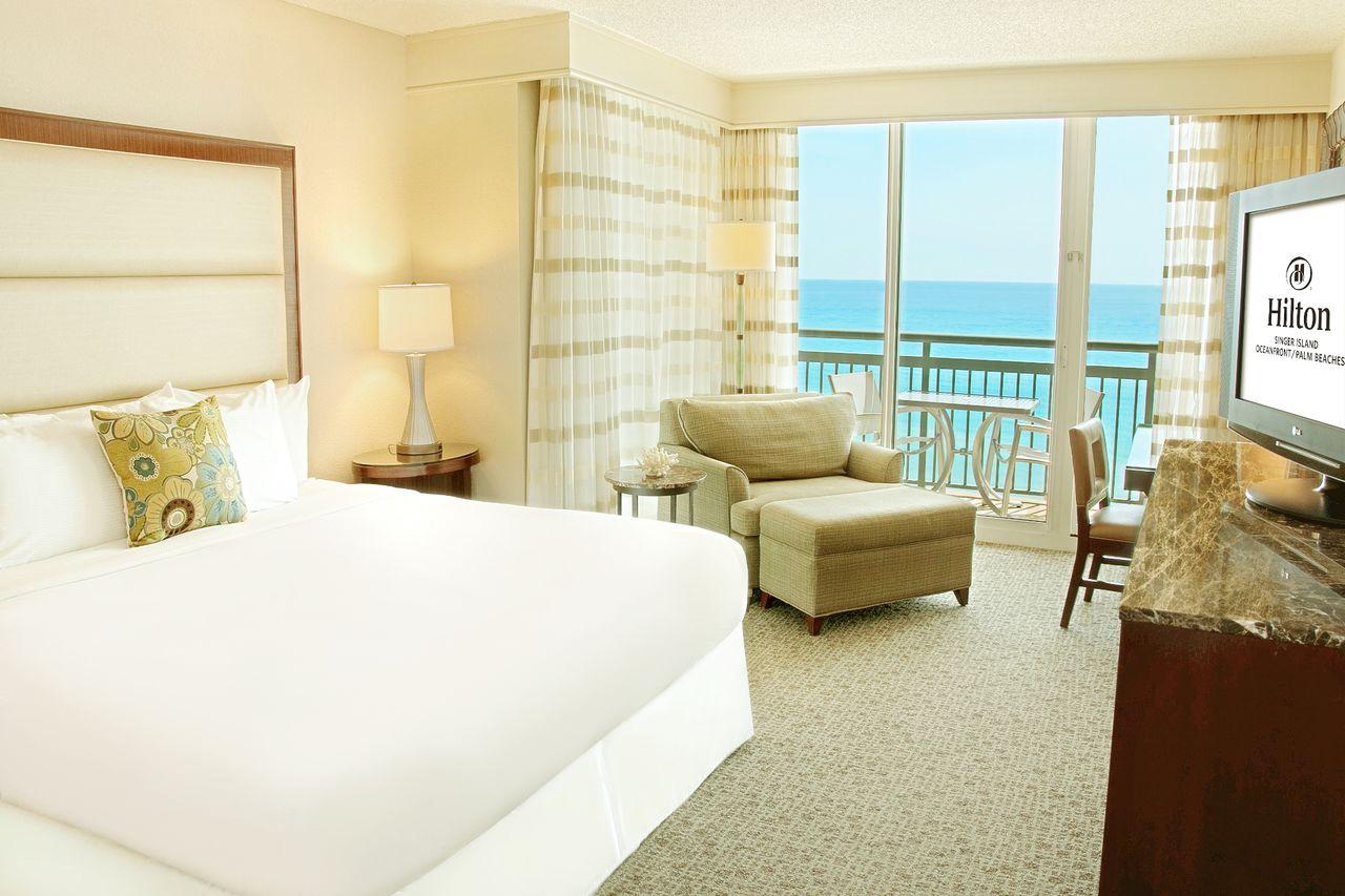 Hilton Hotel Singer Island Restaurant