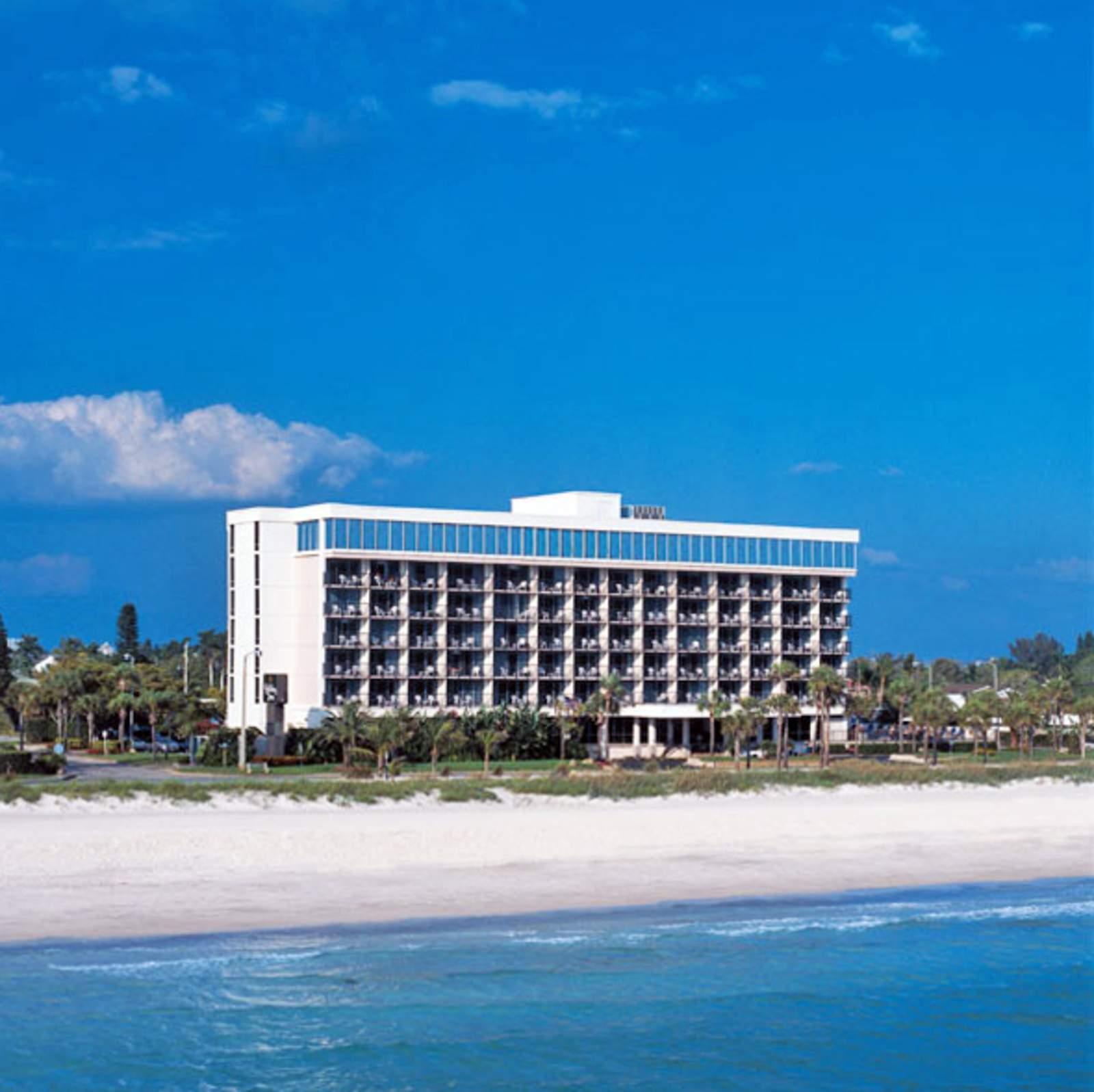 Holiday Inn Lido Beach Sarasota Florida