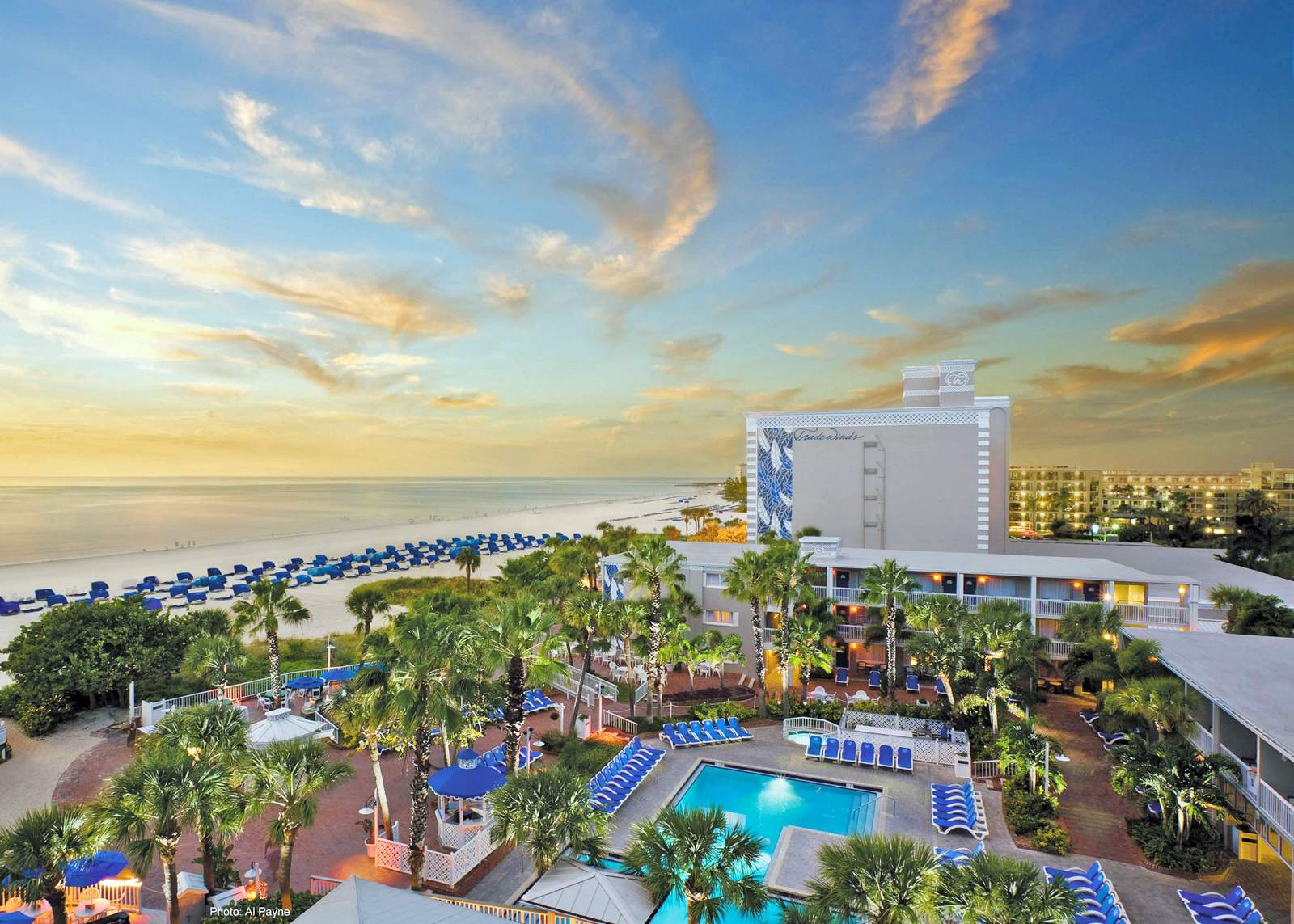 Trade Winds Hotel St Petersburg Beach Florida