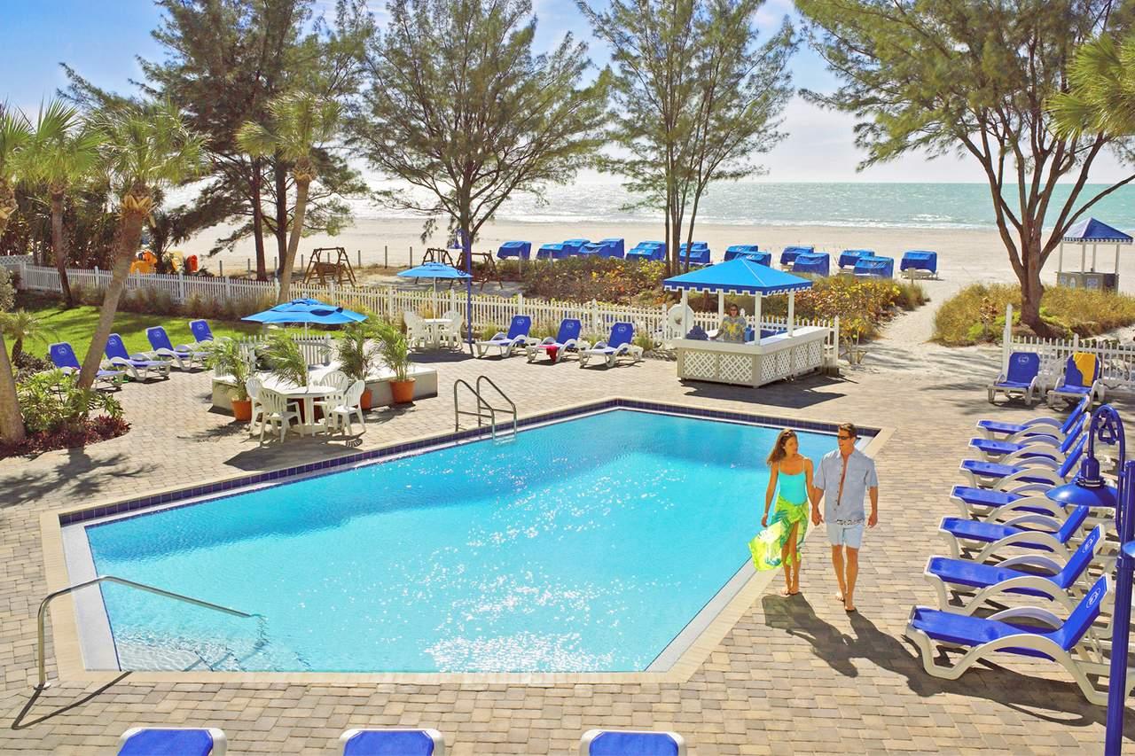 Sandpiper Clearwater Beach Florida