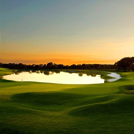 Villas Of Grand Cypress Orlando, Florida - Golfplatz