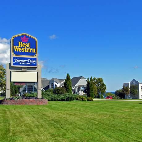 St Ignace Motels And Hotels