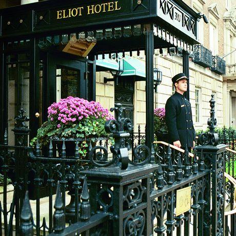 The Eliot Apartment Suites