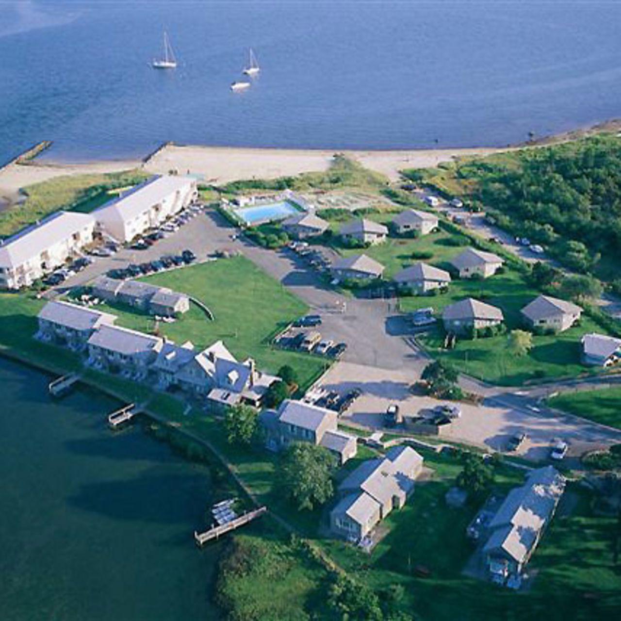 Hotel, Massachusetts: Green Harbor Resort (Ferienwohnungen