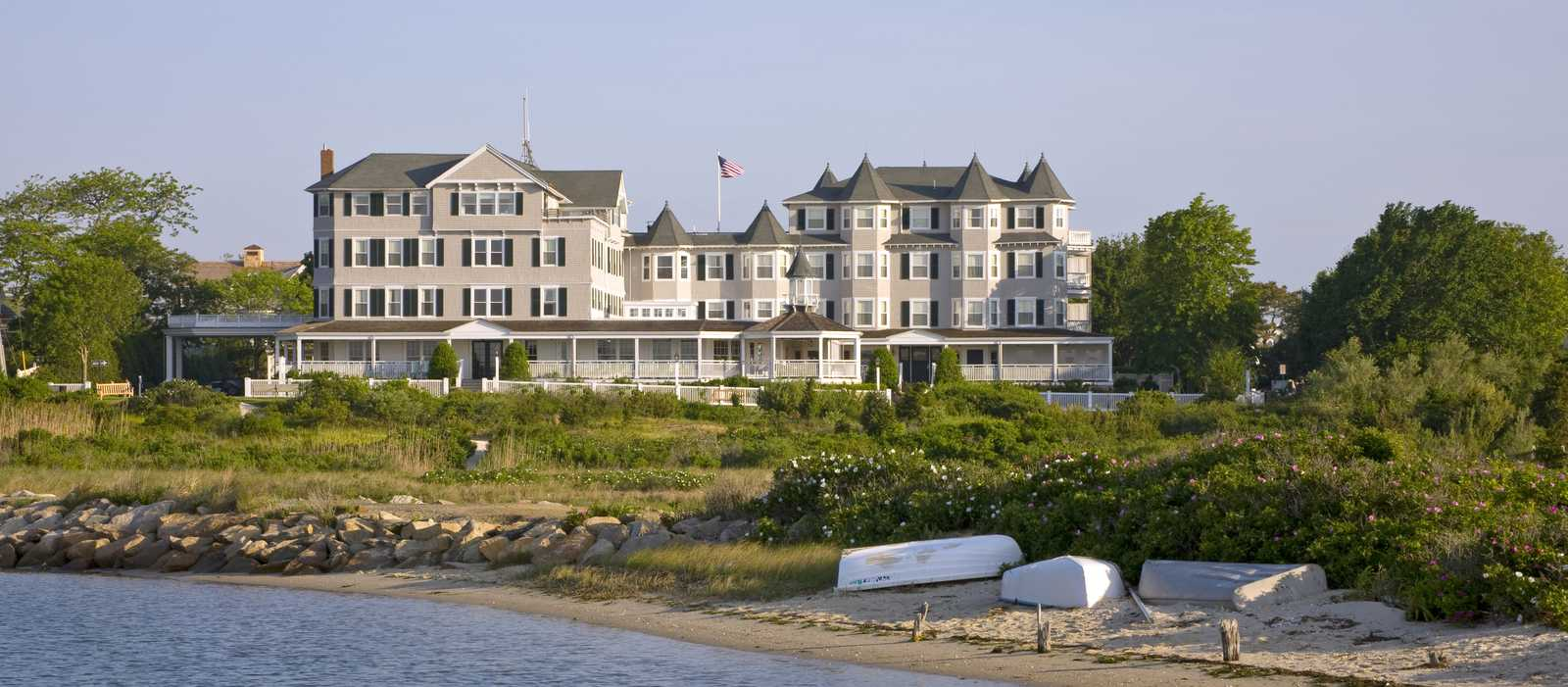 Impressionen Harbor View Hotel