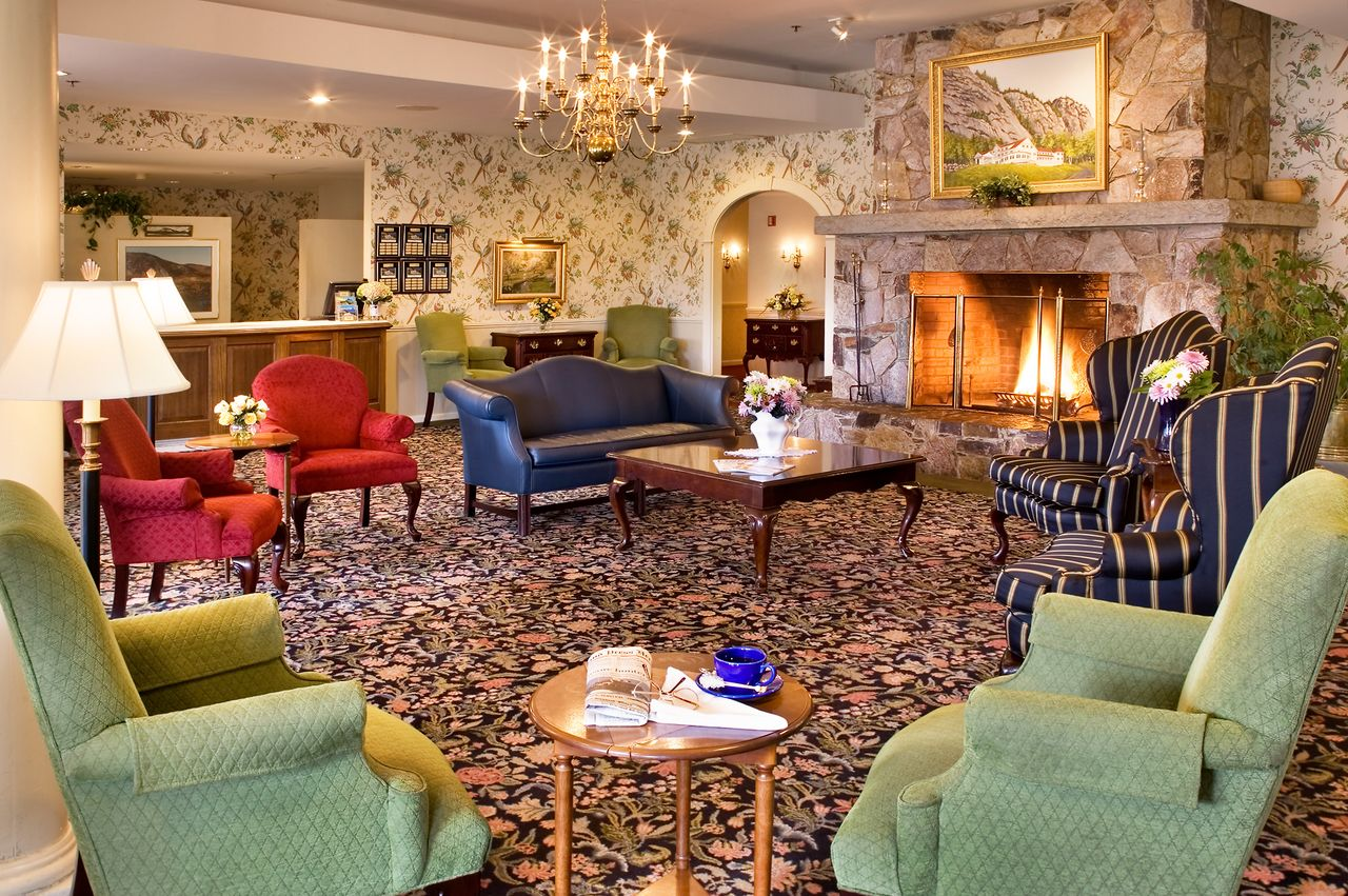 White Mountain Hotel North Conway Restaurant
