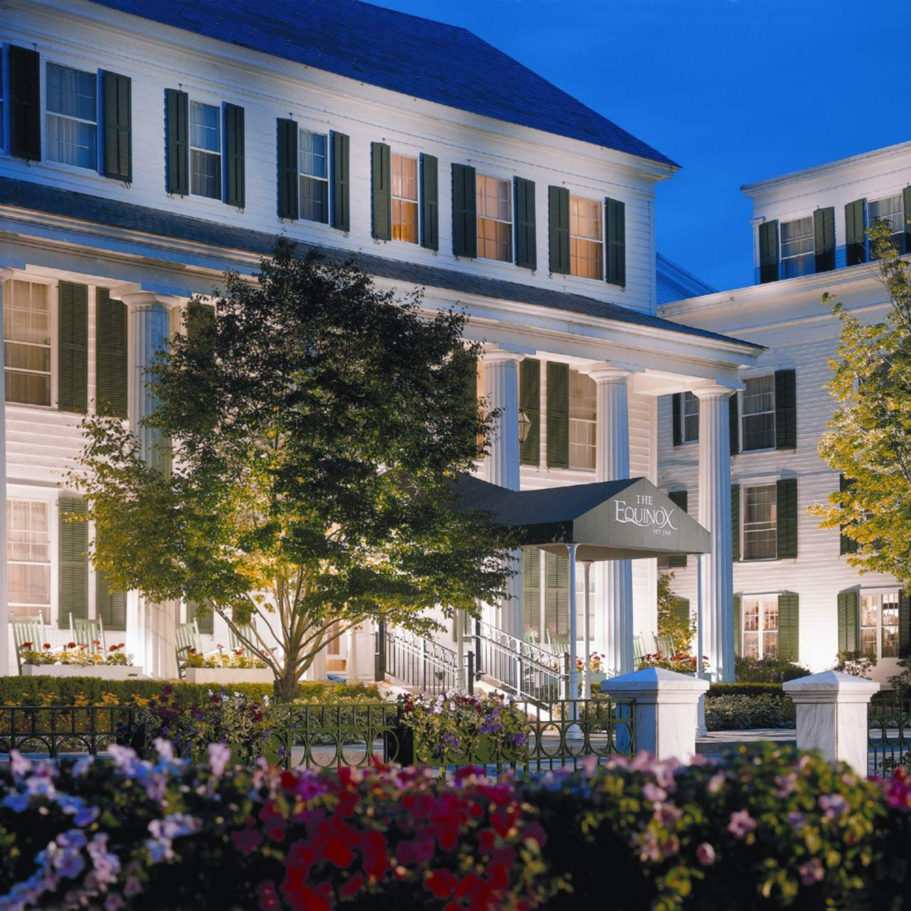 Equinox Hotel And Spa Vermont