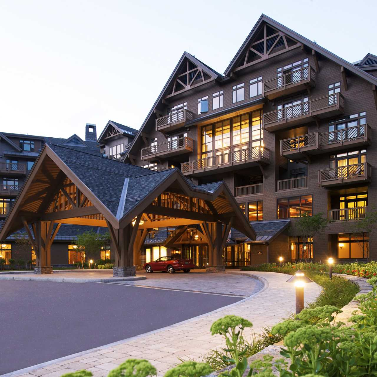 Hotel, Vermont: Stowe Mountain Lodge