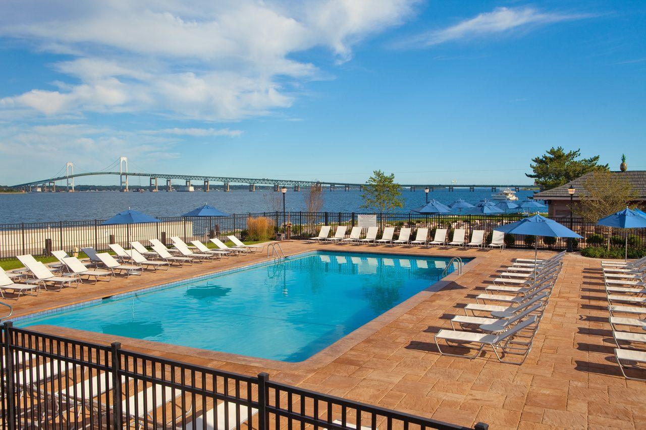 Stillwater Spa At Hyatt Regency Newport Rhode Island