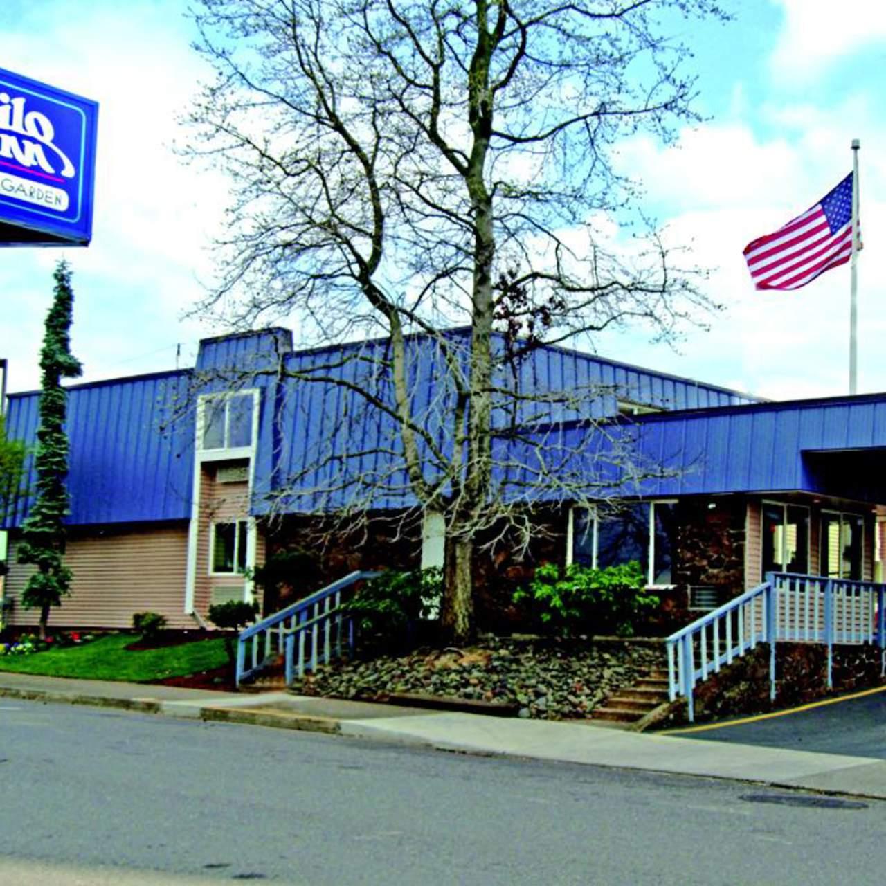 Hotel, Oregon Shilo Inn Rose Garden CANUSA