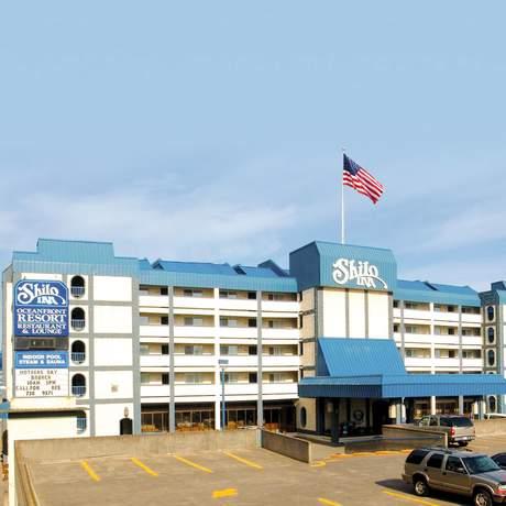 Shilo Inn Suites Hotel Oceanfront