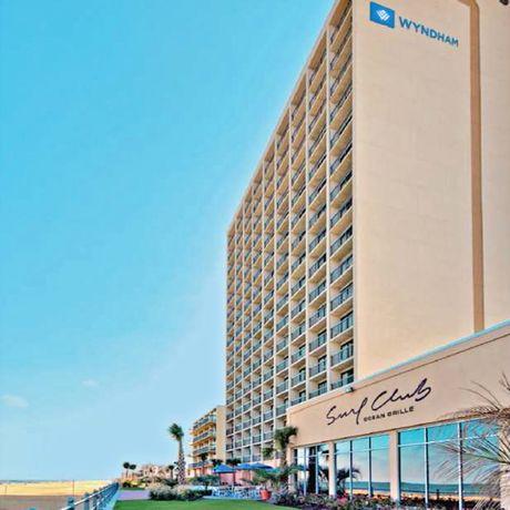 Wyndham Virginia Beach Resort