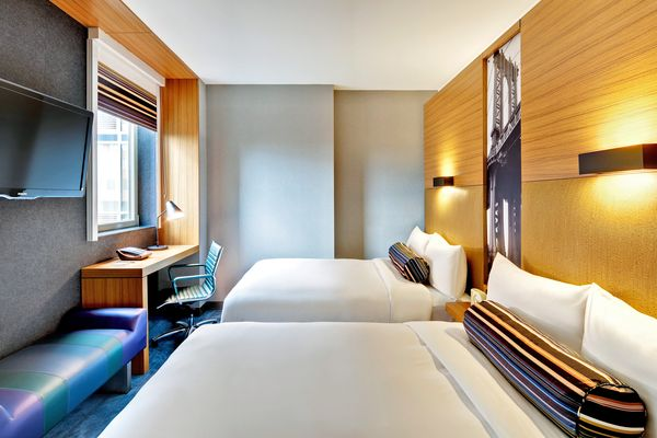 Hotel New York Aloft Brooklyn Canusa