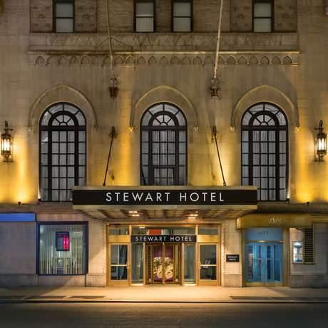 Stewart Hotel NYC