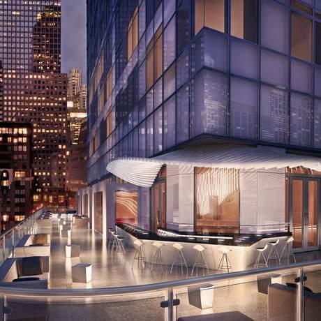 W Hotel New York Downtown