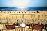 Traumhafter Ausblick auf den Strand in Virginia Beach