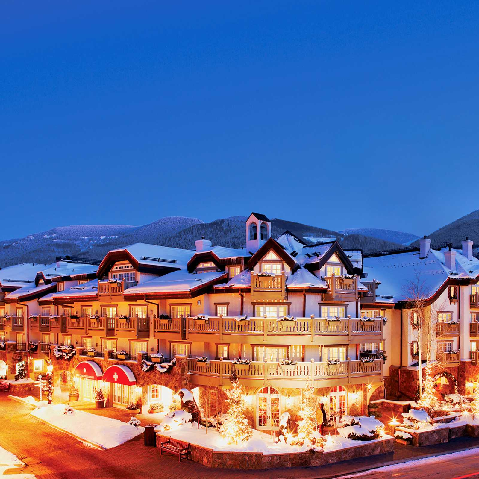 Hotel, Colorado: Sonnenalp Resort Of Vail