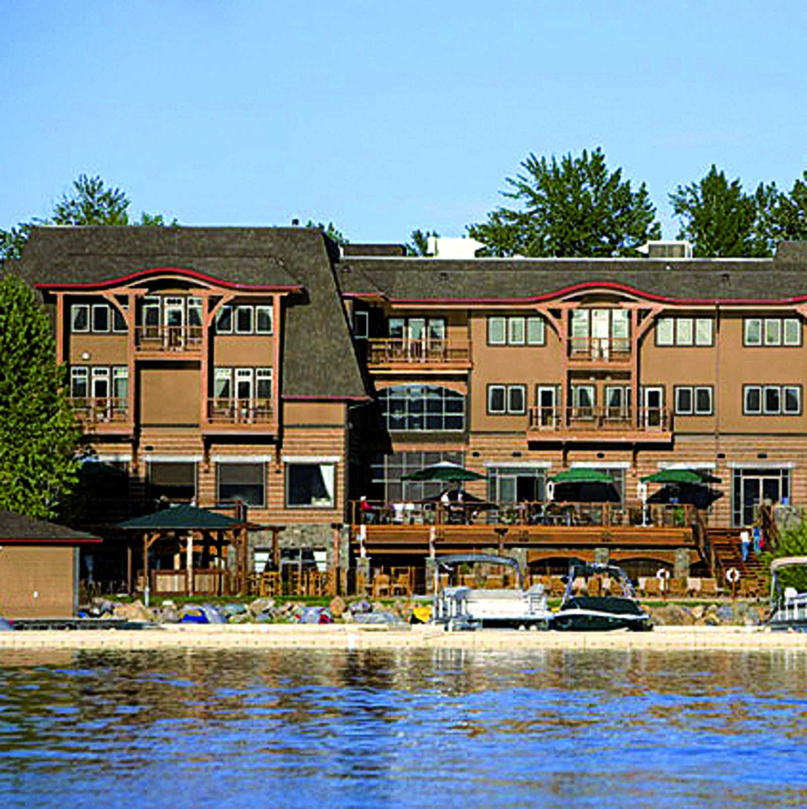 Lodge At Whitefish Lake