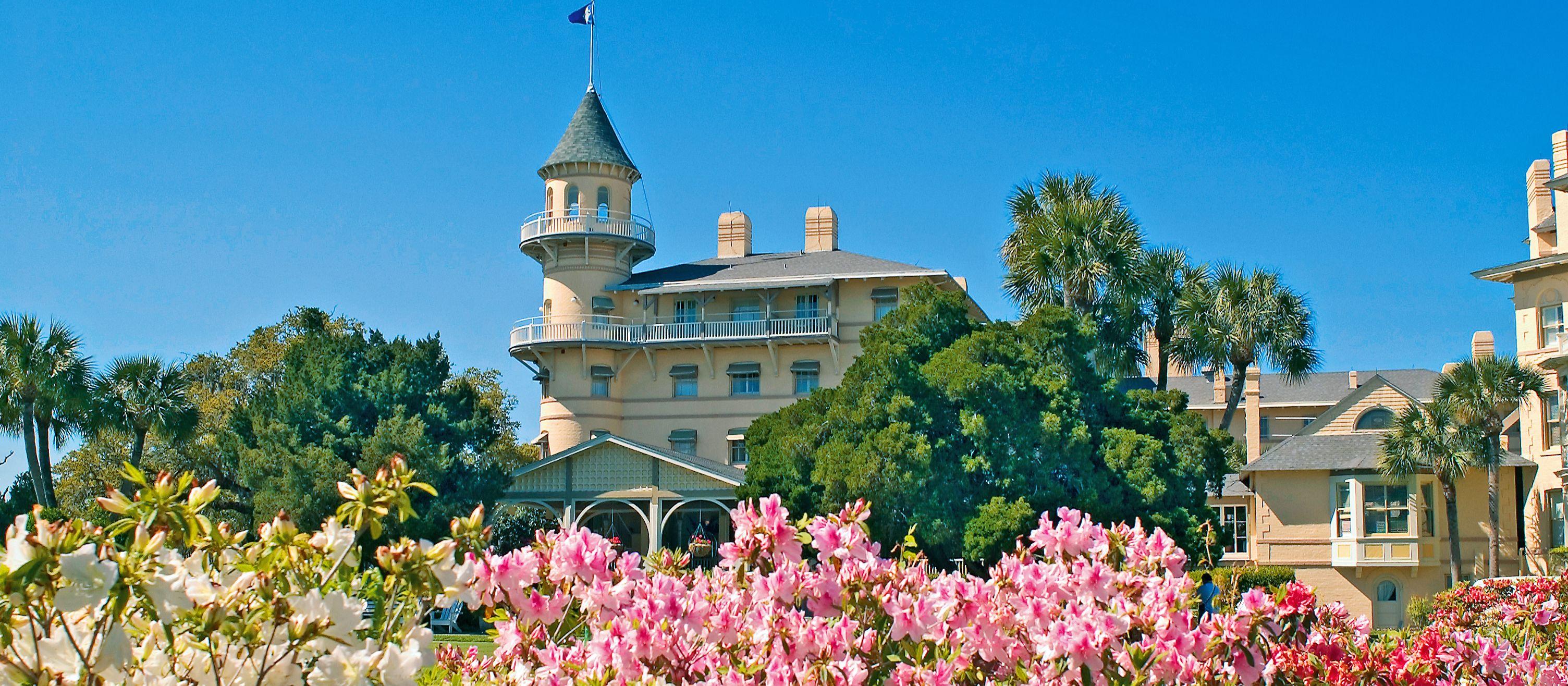 Impression Jekyll Island Club Hotel