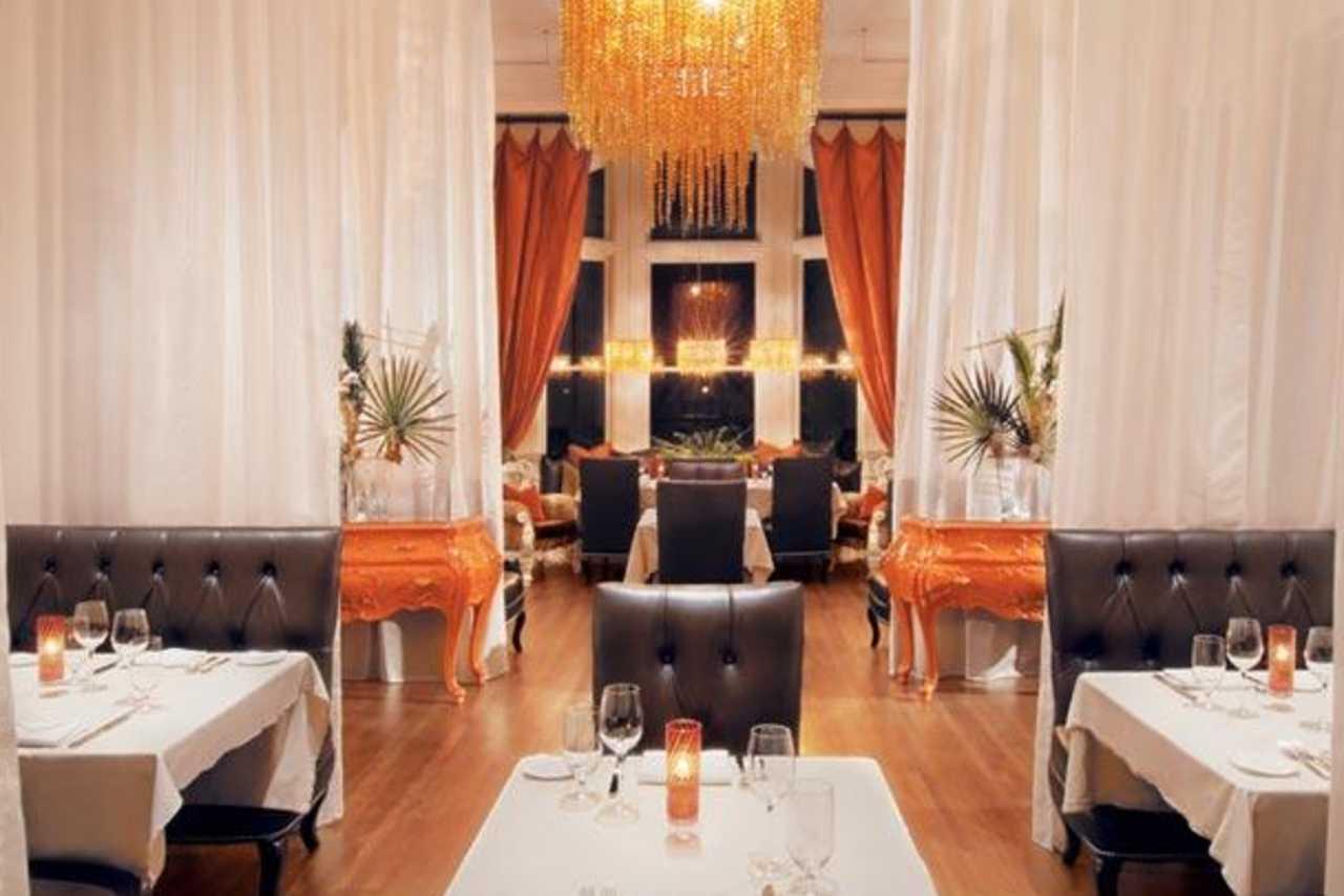 Mansion On Forsyth Park Restaurant