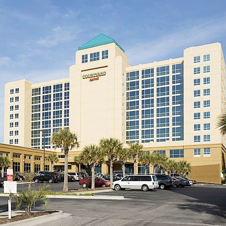 Courtyard Marriott Carolina Beach