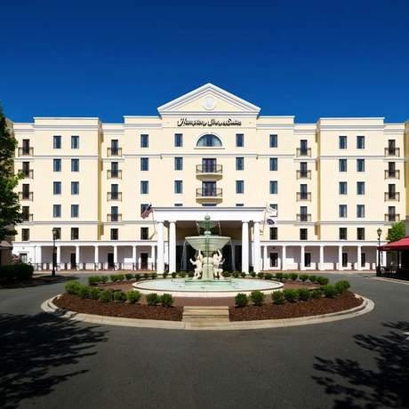 Hampton Inn & Suites Charlotte