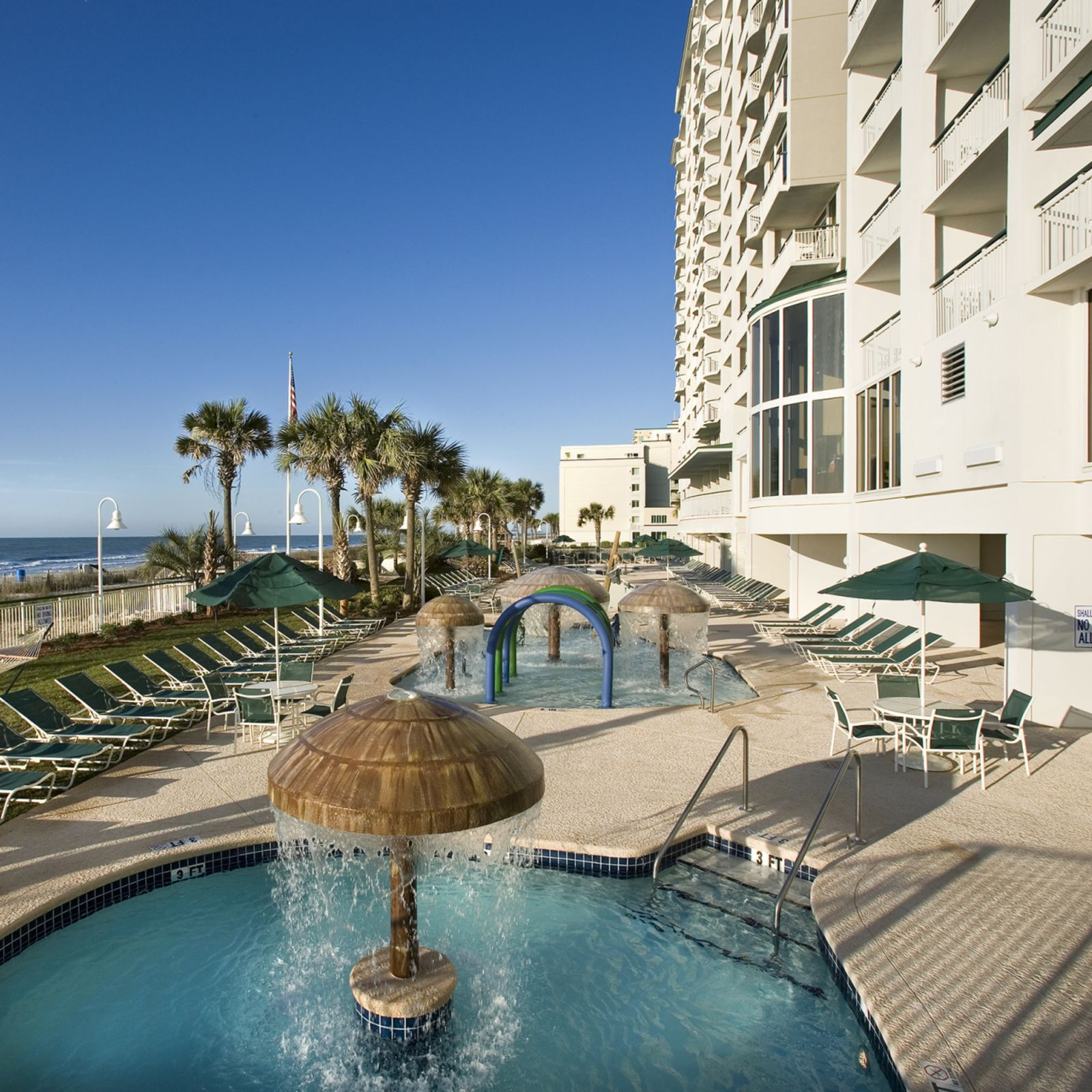 hotel south carolina hampton inn suites myrtle beach. Black Bedroom Furniture Sets. Home Design Ideas