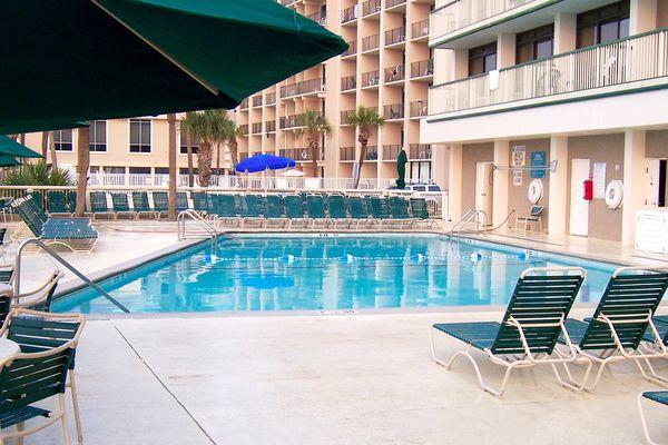 Hotel Paradise Resort - Myrtle Beach - 3 Sterne Hotel