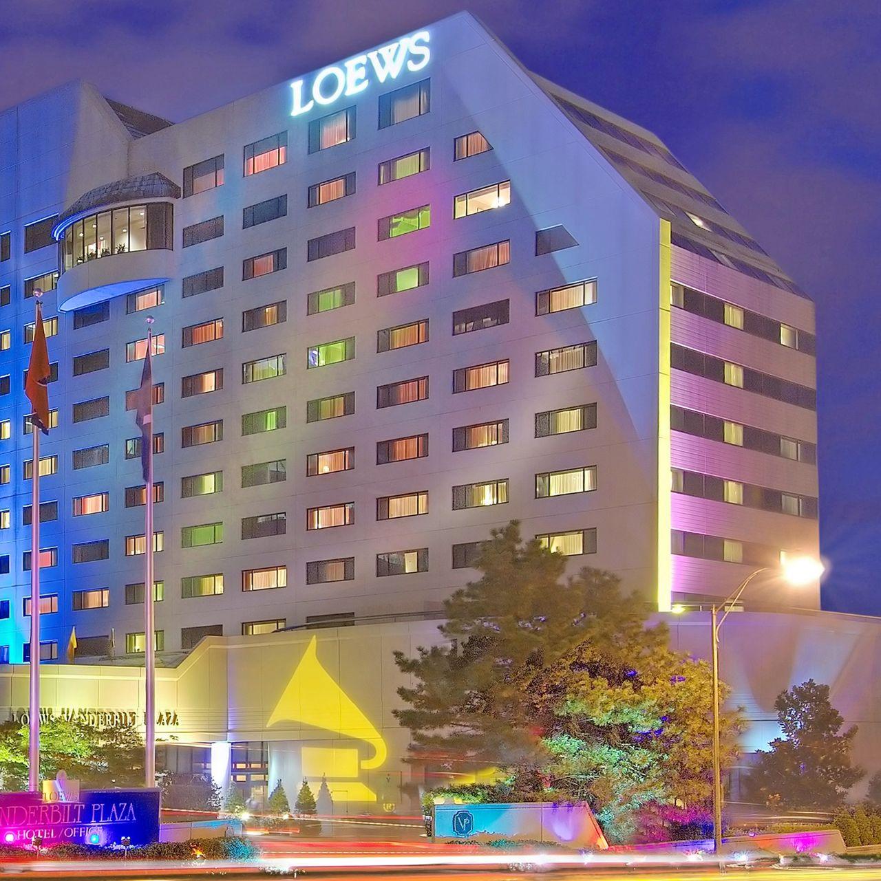 Loews Hotel Nashville Restaurant