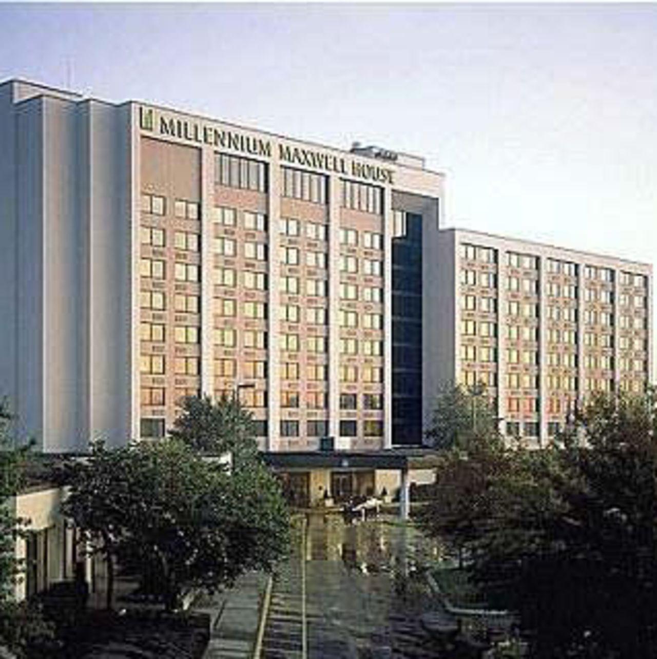 Hotels Near Millennium Maxwell House Nashville