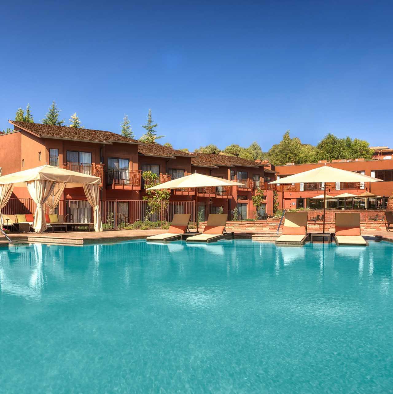 Hotel Arizona Kimpton Amara Resort Spa Canusa