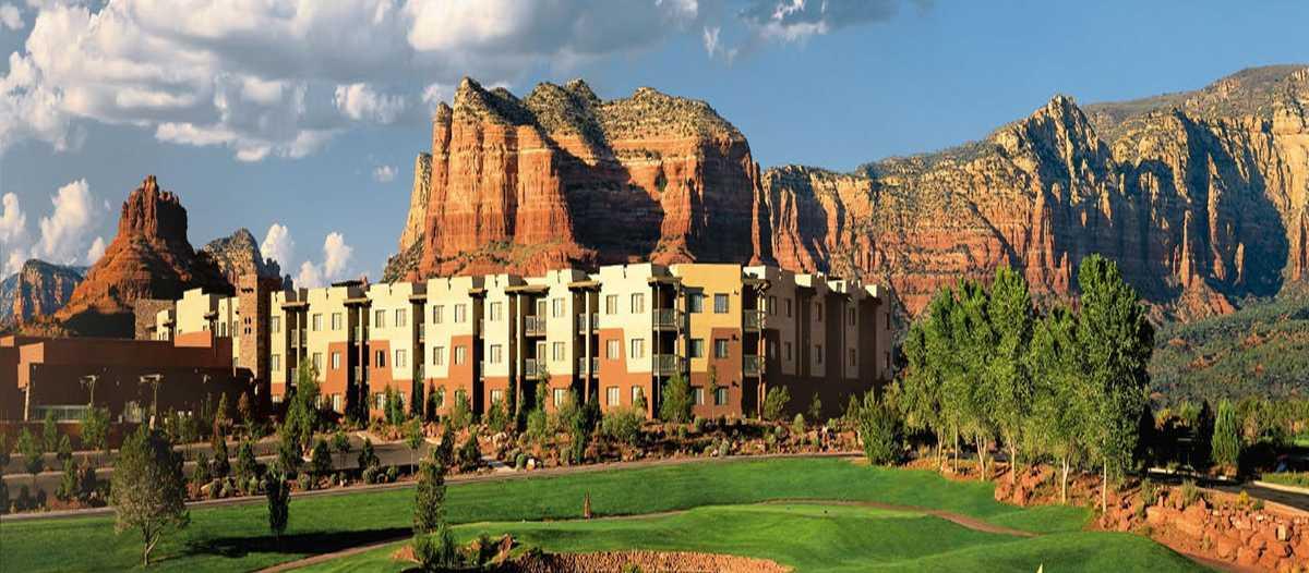 Das Hilton Sedona Resort & Spa in Arizona
