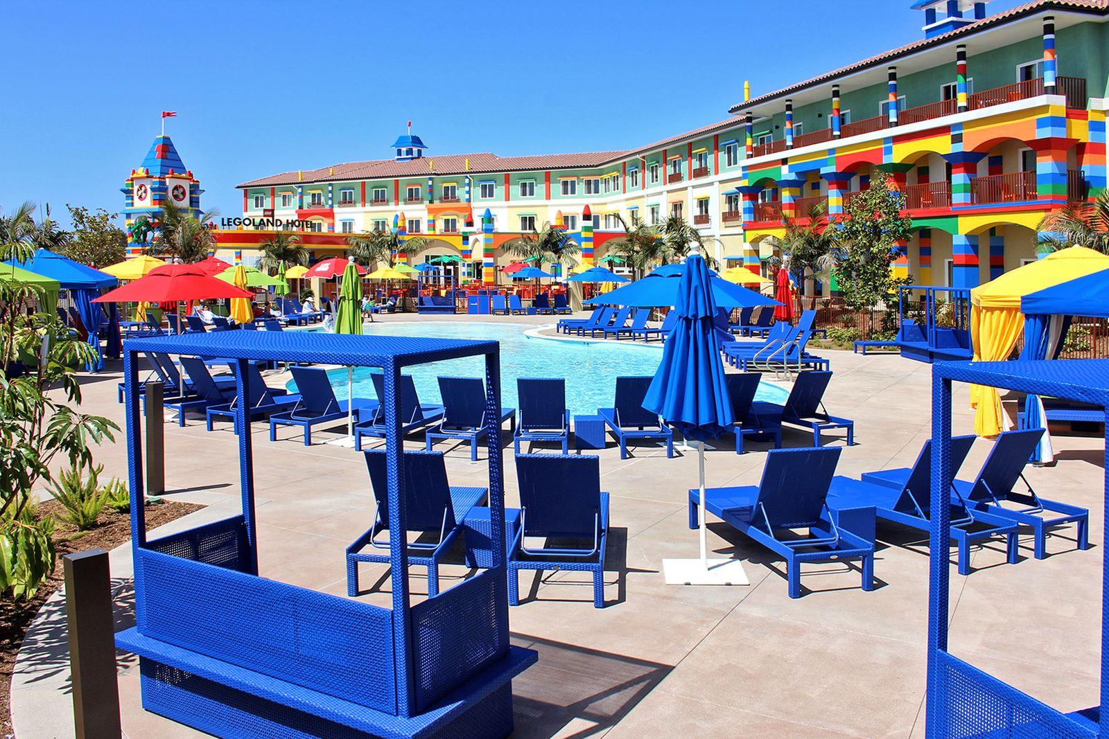 Legoland Hotel Restaurant Carlsbad